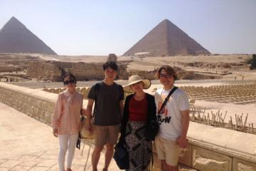 Pyramids of Giza and Dinner Cruise