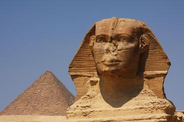 Tour giornaliero delle Piramidi di Giza e della Sfinge da Giza