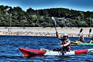 Recorrido en kayak de Lisboa