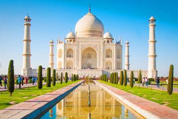 Tour en Agra el mismo día en coche