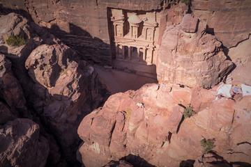 Private Petra Guided Tour from Amman...