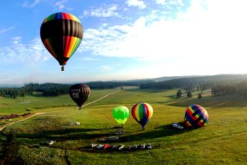 Day Trip Black Hills Hot Air Balloon Ride near Custer, South Dakota
