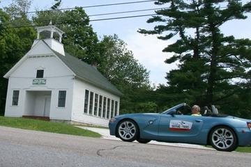 Classic Driving Tour of Vermont in a...