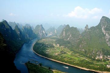 2-tägige private Tour: Höhepunkte in Guilin und Bootstour auf dem Li