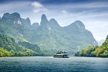 Flussfahrt auf dem Li und Yangshuo...