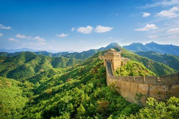 Ganztägige Bustour: Chinesische Mauer bei Mutianyu mit Mittagessen...