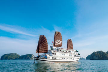 2-Day Halong Bay Tour with Optional Hanoi Transfer by Bus or Seaplane