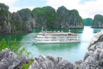 3-Day Halong Bay and Gulf of Tonkin Cruise From Hanoi with Optional...