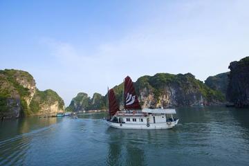 Private 2-tägige oder 3-tägige Halong-Bucht-Bootstour inklusive...