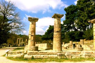 2-Day Ancient Olympia, Corinth, Mycenae & Nafplion Private Tour from Athens