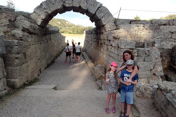 2-Day Ancient Olympia Private Tour...