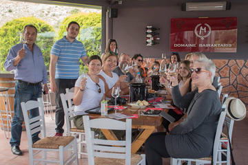 2-Day Wine Roads of the Peloponnese Private Tour