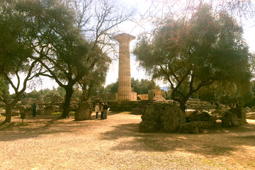7-Day Private Tour of the Peloponnese Including the Mani Peninsula