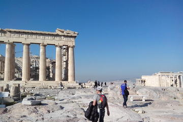 Acropolis & Acropolis Museum private tour with professional Licensed guide