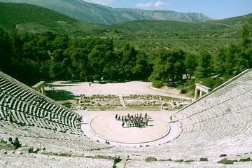 Epidaurus, Nafplio, and Mycenae...