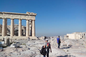Essential Athens Highlights: Private Tour by Chauffeured Limousine