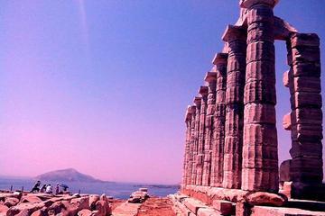 Half-Day Private Tour: Cape Sounion and Temple of Poseidon