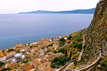 Medieval Greece: Nafplion and Monemvasia Private Tour from Athens