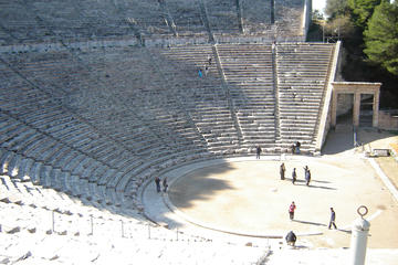 Peloponnese 2- or 3-Day Private Tour with 4 star Hotel: Ancient ...