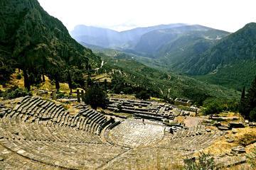 Private ganztägige Tour nach Delphi und Arachova ab Athen