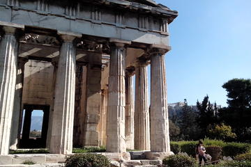 Private sightseeing tour of Athens with traditional lunch and afternoon Excursion to Ancient Corinth