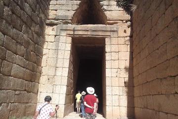 Tour privato di 5 giorni della Grecia