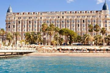 Excursão de meio dia para grupos pequenos em Cannes, Antibes e St...