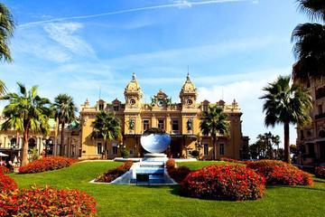 Excursão de meio dia para grupos pequenos para Eze e Monte Carlo...