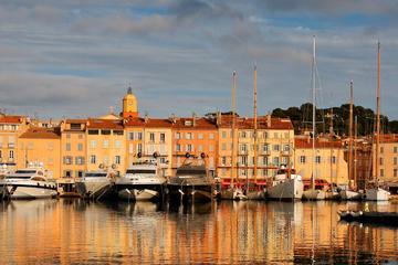 Excursion d'une journée complète à Saint-Tropez au départ de Nice