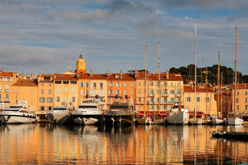 Full-Day Small-Group Tour to Saint-Tropez from Nic