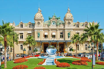 Monaco Monte-Carlo Full-Day Tour