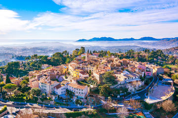 Small-Group Day Trip to French Riviera Villages and Countryside from...