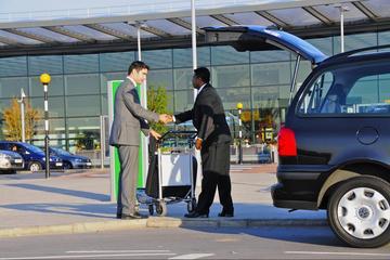 Transfert à l'arrivée à l'aéroport de Nice jusqu'à la ville de Nice