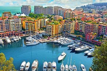 Viagem diurna à Riviera Francesa saindo de Nice