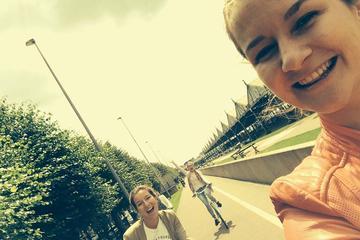 Bezoek Antwerpen op de fiets