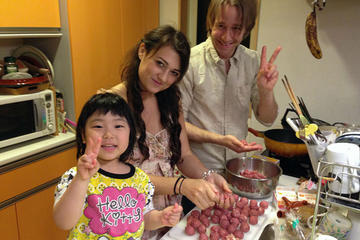Marie's Daily Japanese cooking class in Gyotoku