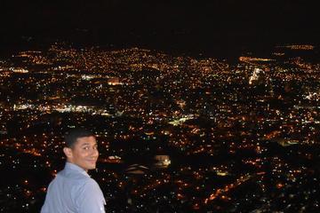 El Picacho by Night