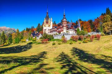 Ganztägige Tour nach Transsilvanien von Bukarest mit Bran Castle...