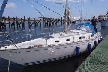 Contessa 32 Sailing Experience from...