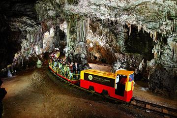 Postojna cave and Ljubljana semi private tour from Zagreb