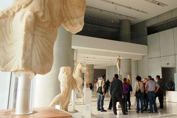 The Acropolis and Acropolis Museum Private Guided Tour