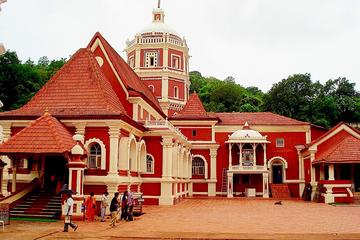 Goa Shore Excursion Small-Group Tour...