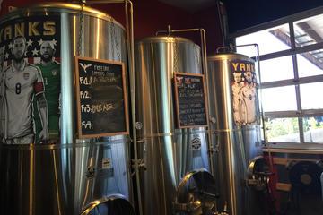 San Antonio Whiskey Distillery and Brewery Hopper Tour