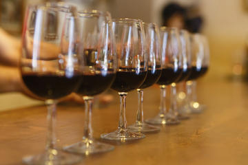 Wineries Only Tour Near The Woodlands Houston Area