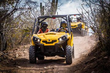 Aventura en vehículo UTV 4x4 en Playa Margaritas