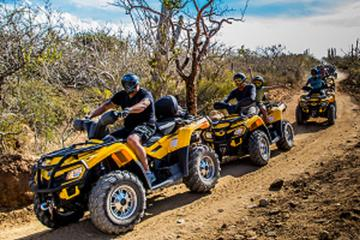 Cabo San Lucas and Margaritas Beach 4x4 ATV Advent