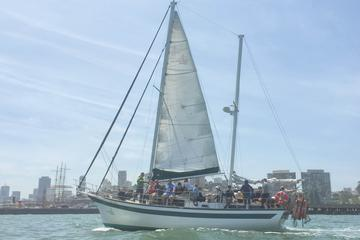 90-Minute San Francisco Bay Sailing Tour