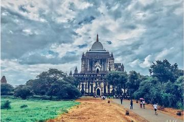 Bagan Full Day Sightseeing