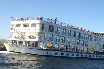 4 Nights 5 Days Nile Cruise Luxor to Aswan
