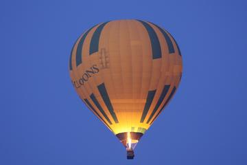 Hot Air Balloon over Valley of the...